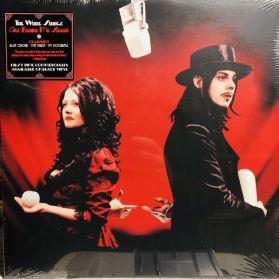 The White Stripes – Get Behind Me Satan - 2005 Indie Blues Rock - Black Vinyl  Sealed 180 Grm 2LP