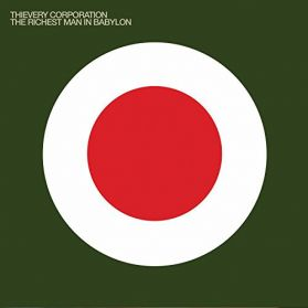 Thievery Corporation -  The Richest Man In Babylon -  2002 Mellow Downtempo Trip Hop - Sealed 2LP