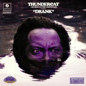 Thundercat + OG Ron C & The Chopstars – Drank - 2017 Downtempo Soul Jazz Remix - Purple Vinyl - Sealed 2LP