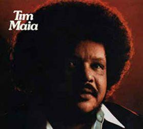 Tim Maia – Tim Maia - 1977 Brasil Disco Soul Funk LP