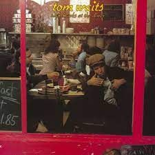Tom Waits – Nighthawks At The Diner - 1975  Art Rock Blues  Jazz - Red Vinyl - Sealed 2LP