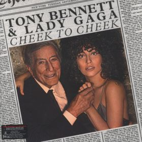 Tony Bennett and Lady Gaga - Cheek To Cheek - 2014 Jazz Pop Vocal - Sealed 180 Grm LP
