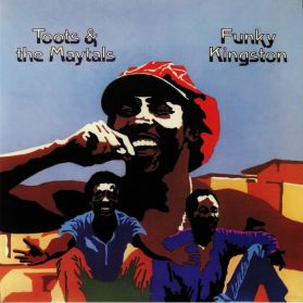 Toots & The Maytals – Funky Kingston - 1973 Reggae  -  Sealed 180 Grm LP