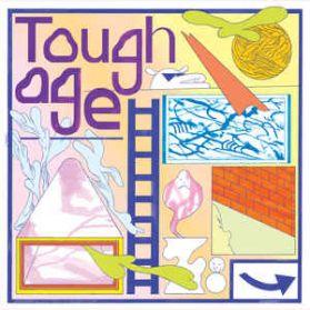 Tough Age – Shame - 2017 Indie Garage Punk - Lime Green Vinyl LP