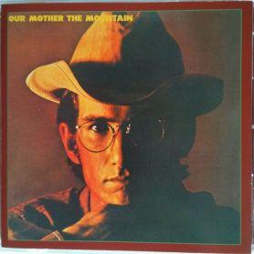 Townes Van Zandt - Our Mother The Mountain - 1969  C + W Folk Rock 180 Grm LP