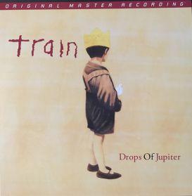 Train  – Drops Of Jupiter -  2001 Pop Rock  - GAIN 2™ Ultra Analog  Mobile Fidelity Audiophile -  Sealed 180 Grm LP