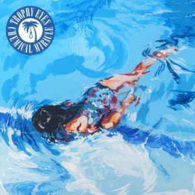 Trophy Eyes – Chemical Miracle - 2016 Pop Punk Alt Rock  -  Blue White Haze Vinyl - Sealed LP 300 Only