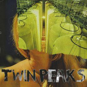 """Twin Peaks – Sunken - 2012 Lo-Fi Garage Rock - Sealed 8 Trk 12"""" EP"""