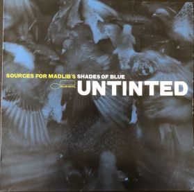 Untinted (Sources For Madlib's Shades Of Blue) 1959-75  Jazz - 180 Grm 2LP