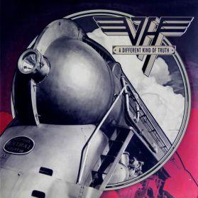 Van Halen - A Different Kind Of Truth -  2012 Hard Rock - Red Vinyl - Sealed 180 Grm 2LP