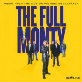 The Full Monty (Music From The Motion Picture Soundtrack) - 1997  Ltd Ed Blue Vinyl 180 Grm LP + Poster + Booklet
