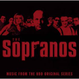 The Sopranos - Music From The HBO Original Series - 1999 TV Soundtrack - 180 Grm Red Vinyl 2LP