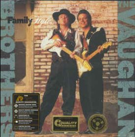The Vaughan Brothers – Family Style - 1990 Blues Rock  - Audiophile Analogue Productions - Sealed 200 Grm LP
