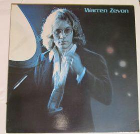 Warren Zevon - Warren Zevon - 1976 Versatile Rock LP