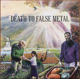 Weezer - Death To False Metal - 2010 Indie Alt Rock- Numbered - Sealed  180 Grm LP