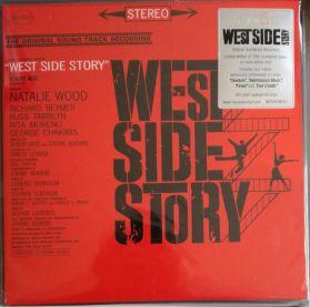 West Side Story (The Original Sound Track Recording) Leonard Bernstein –  1961 Soundtrack Numbered Yellow Vinyl  - Sealed 180 Grm 2LP