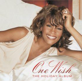 Whitney Houston – One Wish : The Holiday Album - 2003 Xmas R+B Pop - Sealed LP