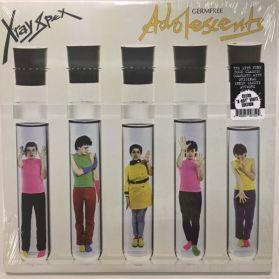 X-Ray Spex – Germfree Adolescents - 1978 Punk - Clear Vinyl-  - Sealed  LP
