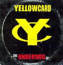 Yellowcard – The Underdog EP - 2002 Emo Pop Punk - Black Vinyl  - Sealed 5 Trk 12 EP