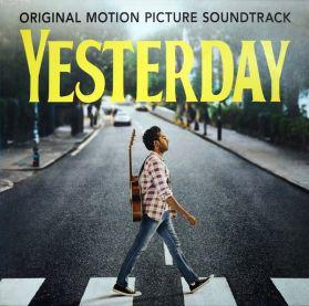 Yesterday (Original Motion Picture Soundtrack) - 2019  Yellow Vinyl - 2LP