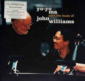 Yo-Yo Ma & John Williams – Yo-Yo Ma Plays The Music Of John Williams - 2002 Classical - Sealed 180 Grm 2LP