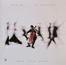 Yo-Yo Ma – Six Evolutions - Bach: Cello Suites -  2017 Classical - Trifold Cover  - Sealed  180 Grm 3LP