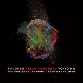 Esa-Pekka Salonen, Yo-Yo Ma, Los Angeles Philharmonic – Salonen: Cello Concerto - 2019 Classical 180 Grm LP + Booklet