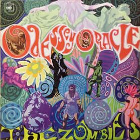The Zombies - Odessey And Oracle -  1968 British Invasion Psych Rock -  Sealed LP